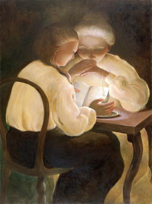 Reading Her Poem #10-61