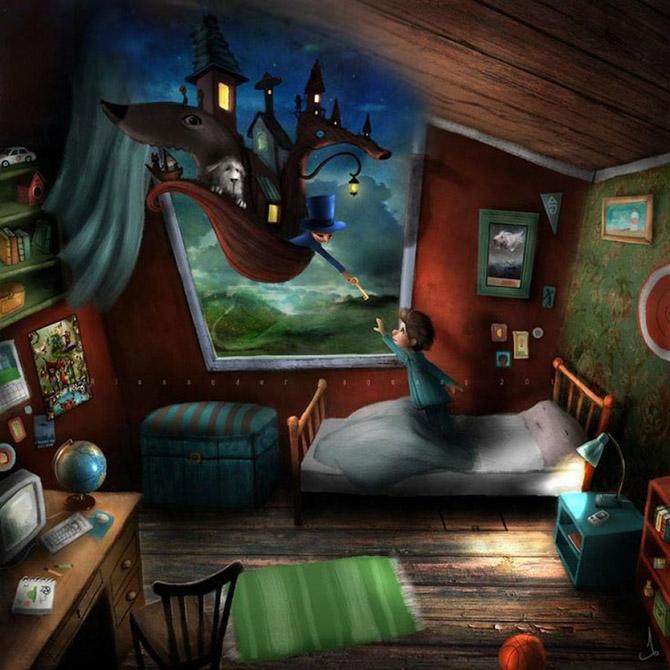 Скандинавские сказки