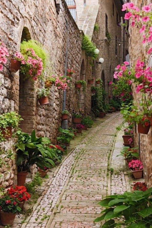 15 Очаровательных переулков