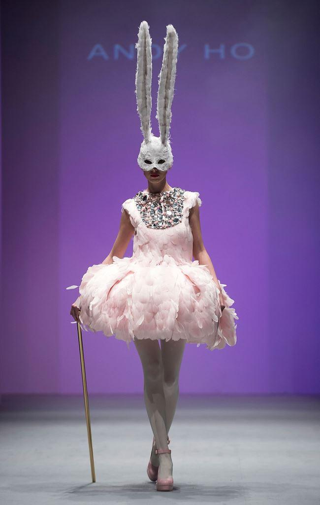 Неделя моды в Гонконге: торжество эпатажа