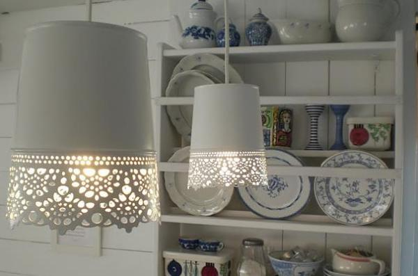 Стильные светильники своими руками ‒ оригинально и со вкусом