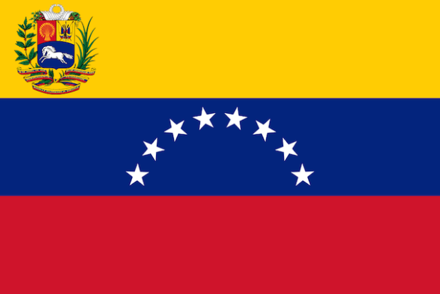 Венесуэльский флаг