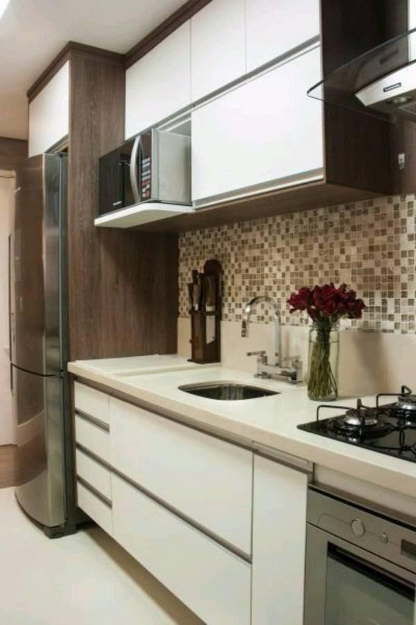 дизайн маленькой кухни, фото 25
