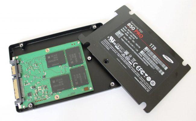 Реальная скорость SSD