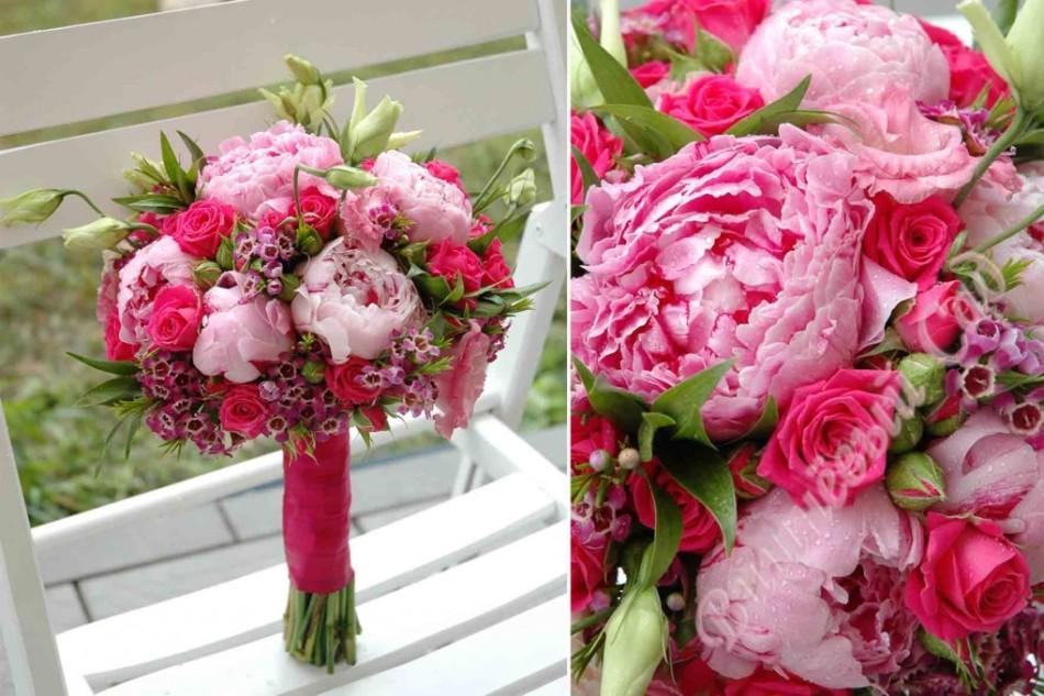 Недорогие букет из пионы своими руками, цветы ромашки доставкой