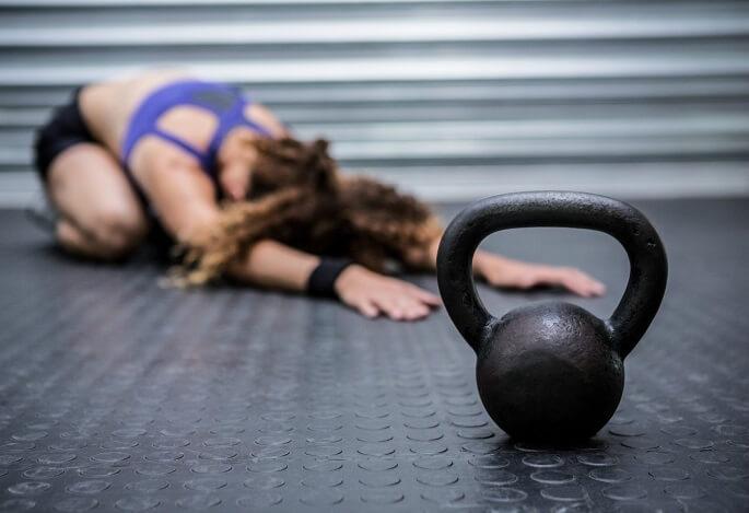 Правильно растягивайтесь после тренировки
