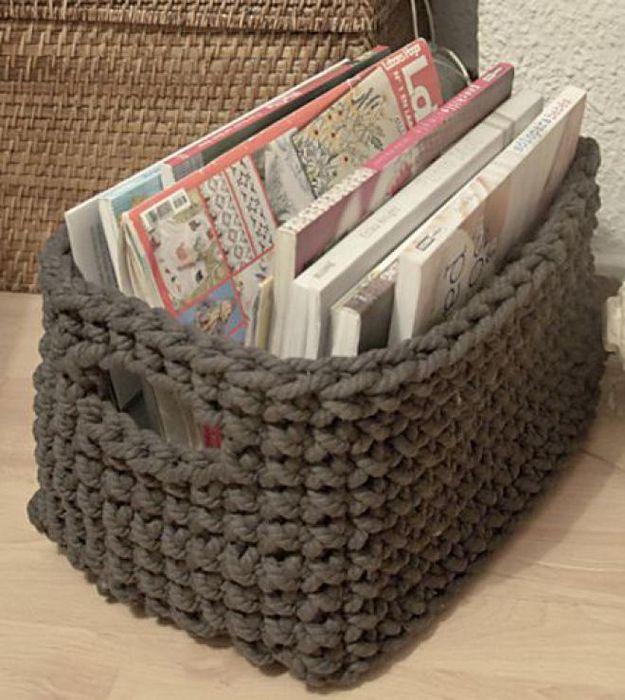 Стильное хранение журналов