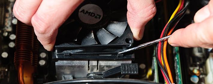 Как снять кулер с процессора