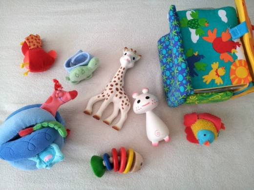 Деревянные детские игрушки