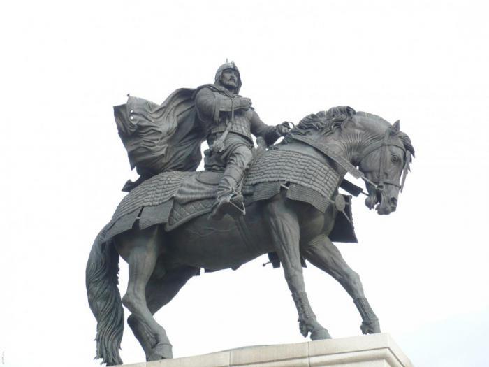 Куликовская битва - символ духовного подвига