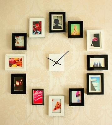 Оригинальные часы своими руками: 6 потрясающих идей 19