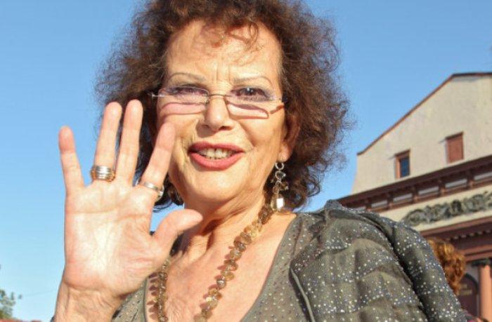 Клаудия Кардинале на открытии Одесского международного кинофестиваля, 2012 | Фото: ria.ru