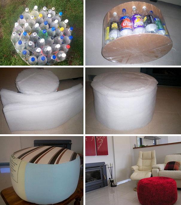 Что сделать из пластиковых бутылок