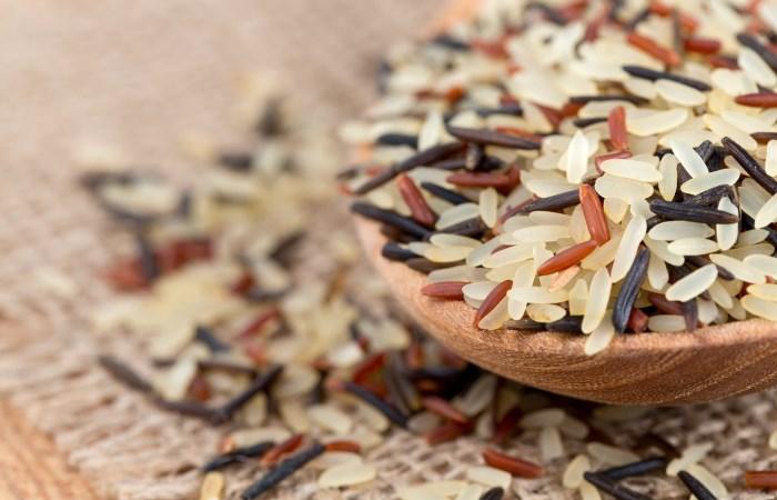 Самые полезные крупы, включая дикий и коричневый рис