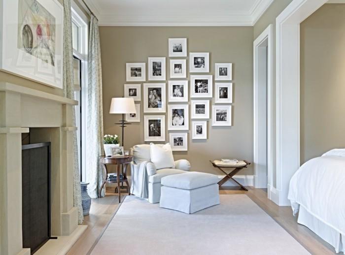 Дизайн интерьера - это отражение того, кем вы являетесь. Украсьте дом семейными фотографиями или другими памятными для вас вещами.