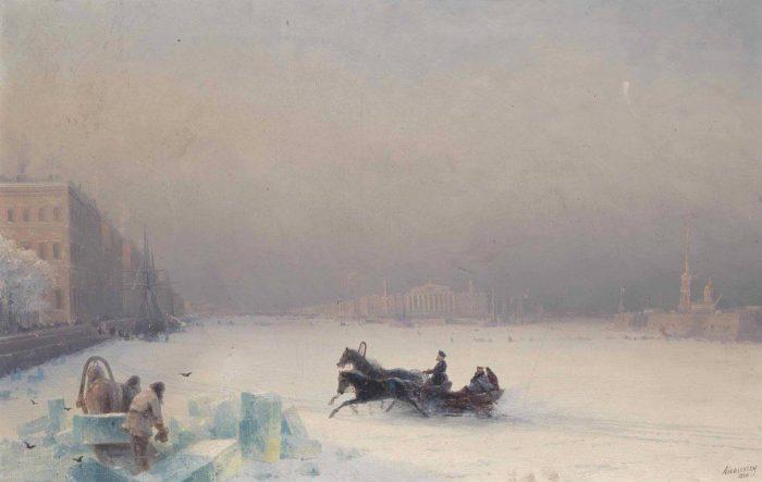 Иван Айвазовский картины – 2-15