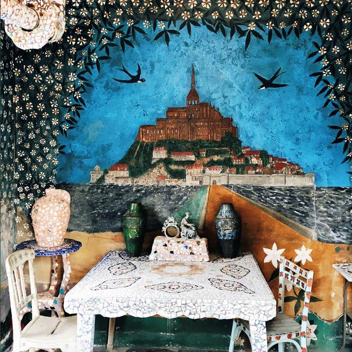 Невероятные сюжеты в «Мозаичном доме».