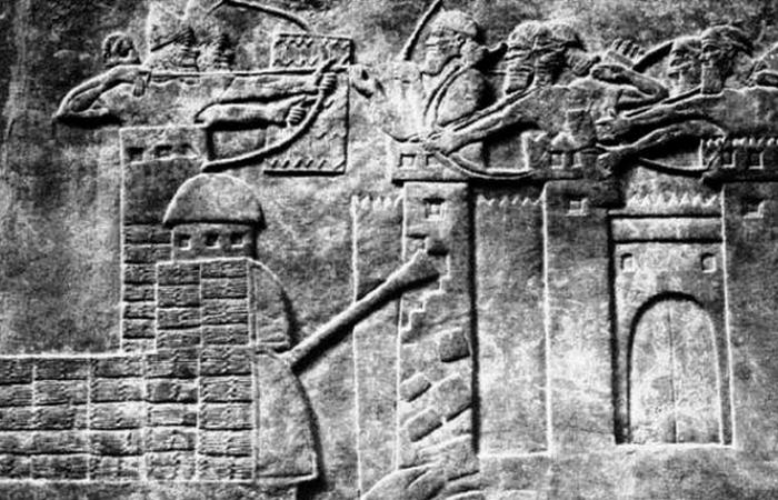 Библейский факт: ассирийское вторжение. / Фото: listverse.com