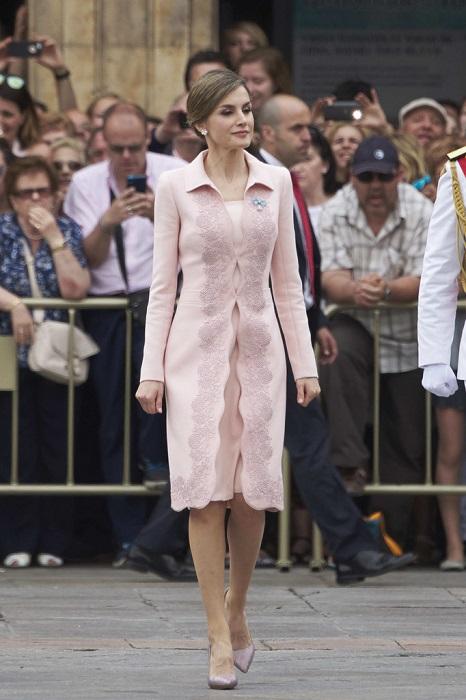 Королева Летиция (супруга короля Испании)