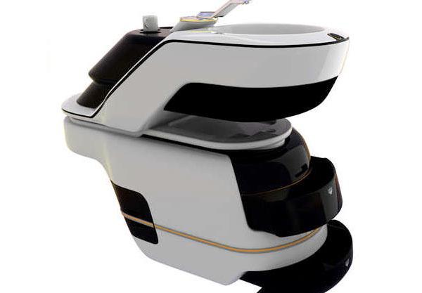 Модель Home Core Integrated Toilet