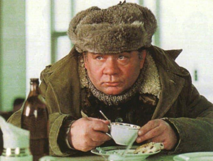 Евгений Леонов в фильме *Мимино*, 1977 | Фото: kino-teatr.ru