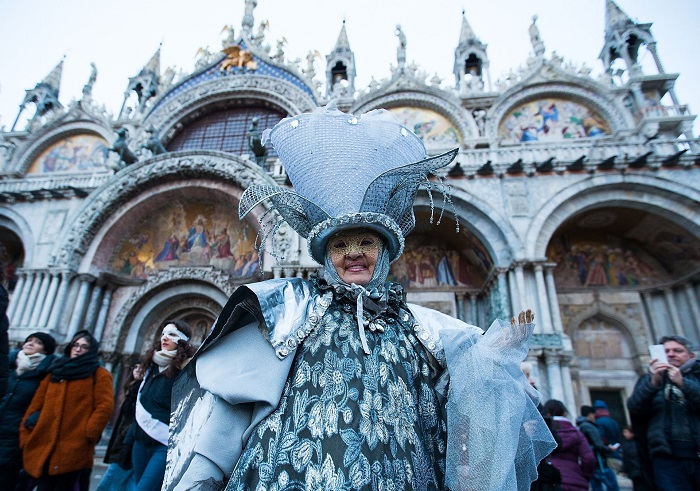 Дух карнавальной стихии.