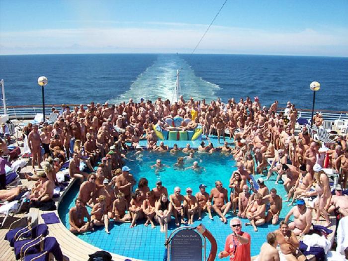 Clothing Optional Cruises