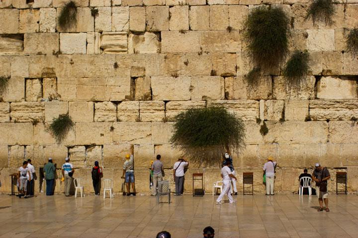 Стена плача, Иерусалим достопримечательности, желания, мир