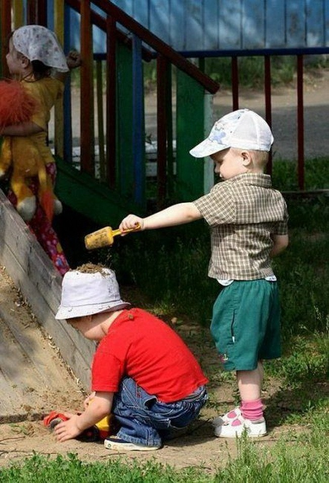 Милые дети (63 фото)