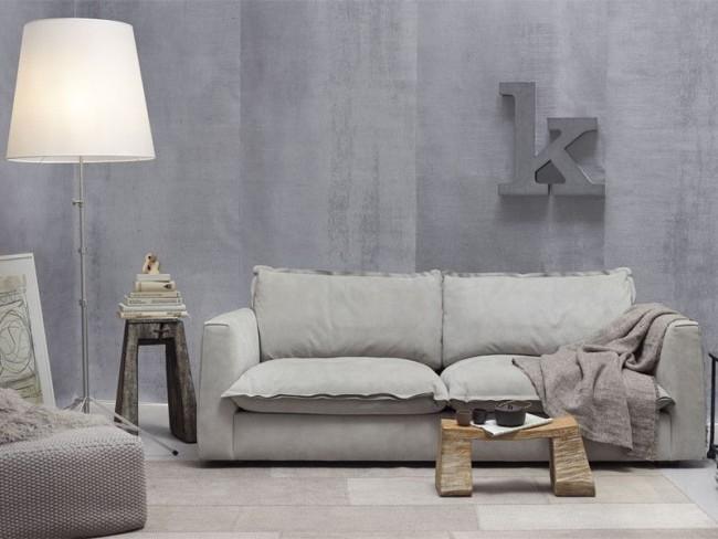 Светлый хлопок поможет обновить мебель и погрузить вас в атмосферу уюта и спокойствия