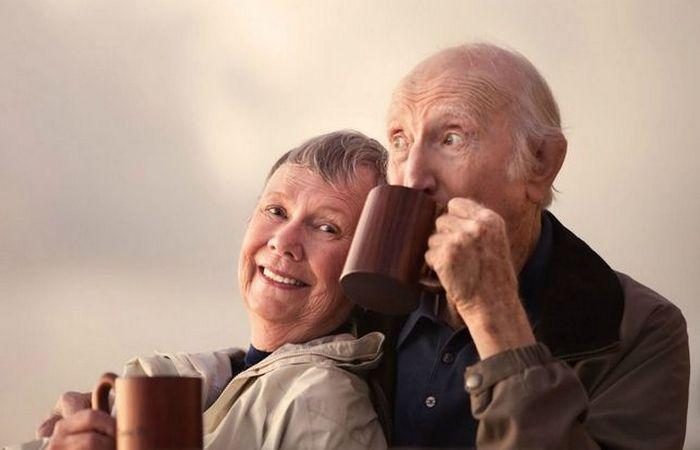 Кофе - это увеличение продолжительности жизни.