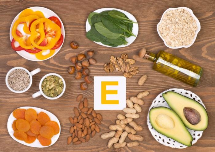 В каких продуктах находится витамин Е - лучшие пищевые источники