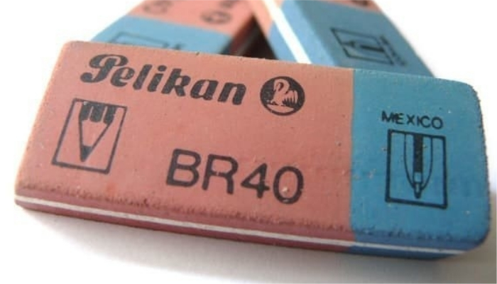А мы все так вдохновенно стирали чернила синеньким бочком... / Источник фото: fishki.net
