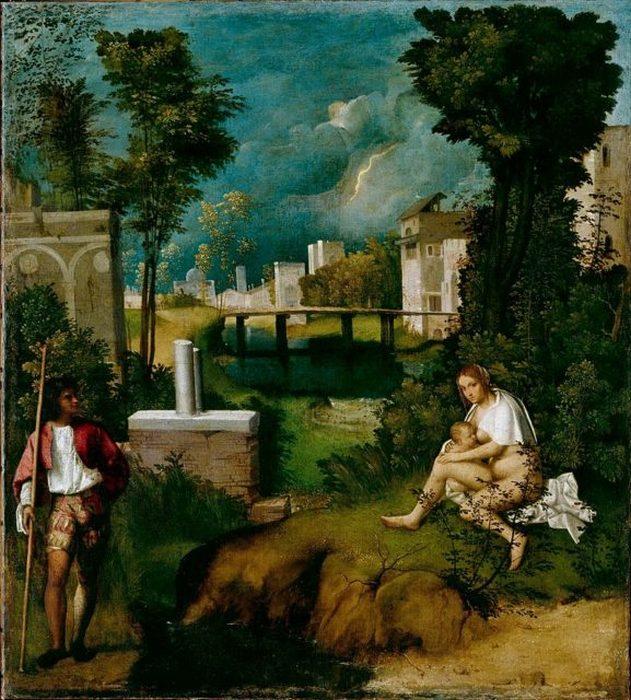 «Буря» (примерно 1508 год)