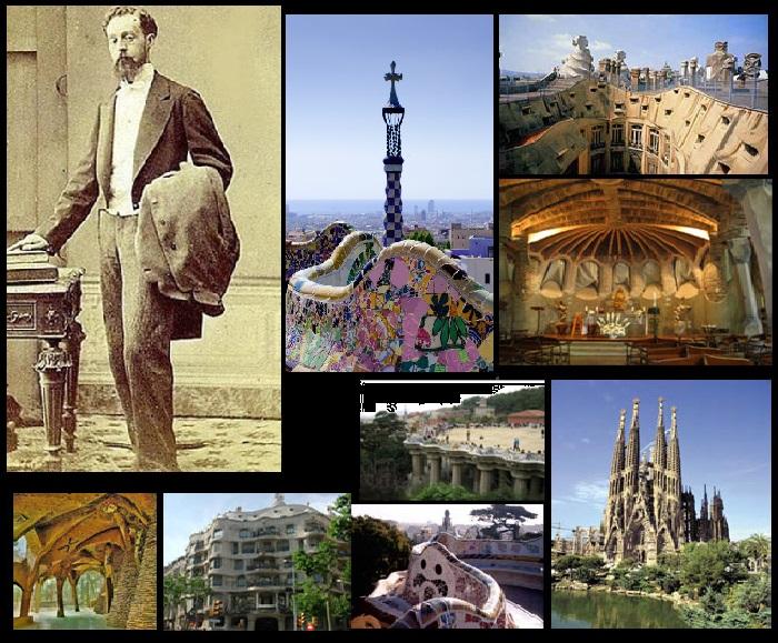 Семь из семнадцати сооружений Антонио Гауди официально внесены в список Всемирного наследия ЮНЕСКО.