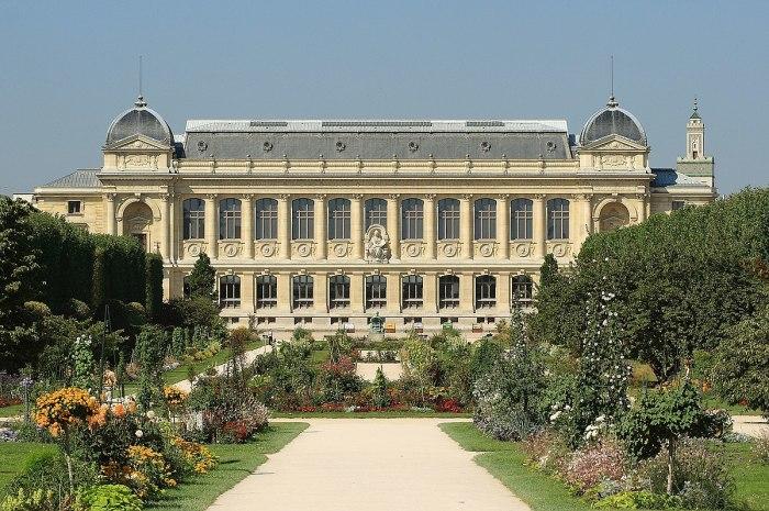 Сад растений, Париж. \ Фото: wikipedia.org.