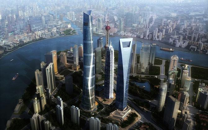 Безумные здания, строящиеся прямо сейчас
