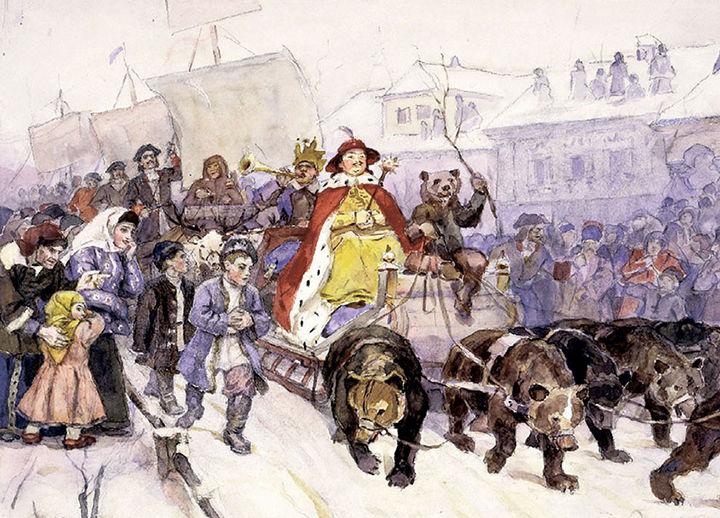 Русские новогодние игрушки: правдоподобные мифы и фантастичная реальность, фото № 1