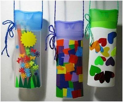 Что можно сделать из пластиковых бутылок Рукоделие