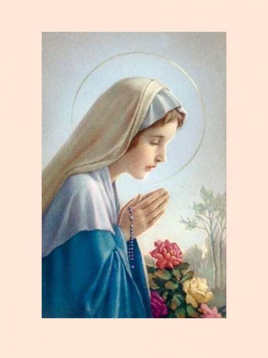 молитвы пресвятой богородице о детях