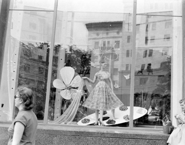 магазин, витрина, СССР