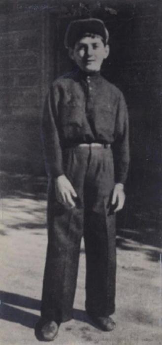 Иосиф Сталин в детстве. / Фото: www.napozitiv.ru