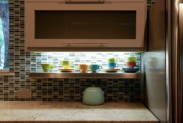 Кухня с перчинкой: как оформить интерьер в ретро-стиле