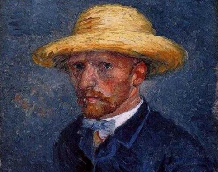Картина «Портрет Тео Ван Гога», худ. Винсент Ван Гог.
