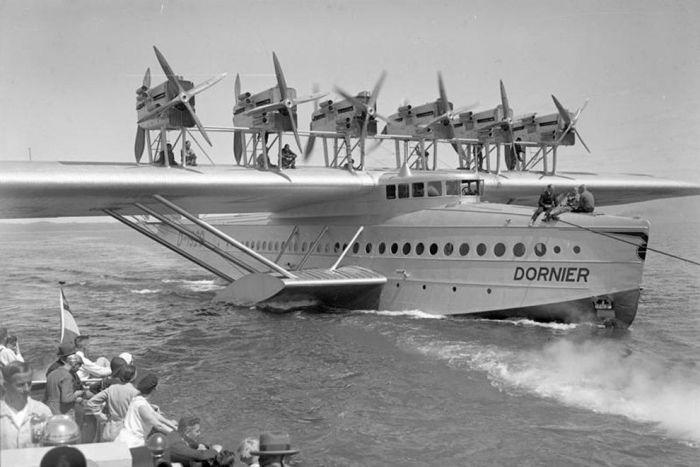 5 самых больших винтовых самолетов, которые производят неизгладимое впечатление и по сей день Армия и флот