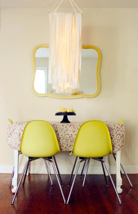 Проект на выходные: оригинальный светильник в стиле шебби-шик фото 1