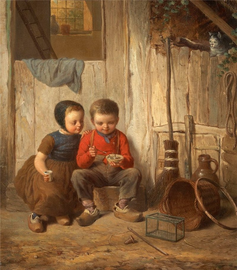 johann georg meyer von bremen 1813 1886. Black Bedroom Furniture Sets. Home Design Ideas