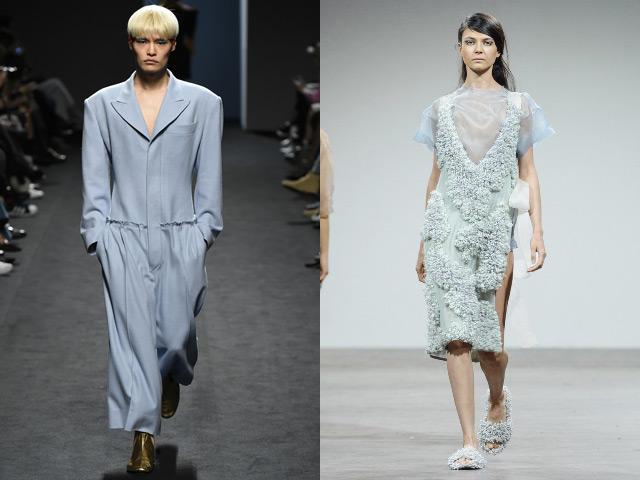 Модные цвета осень-зима 2016-2017: Airy Blue