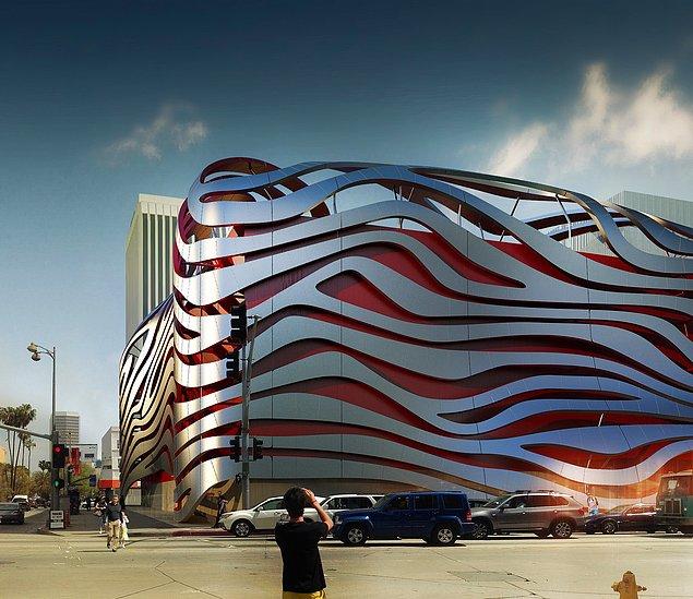 Автомобильный музей Петерсена, Лос-Анджелес, Калифорния