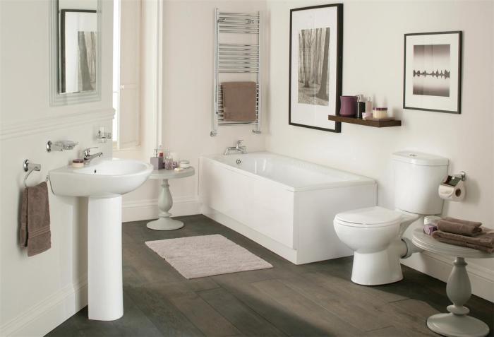 В доме должны быть минимум два набора банных полотенец, которые вы с гордостью можете предоставить вашим гостям.